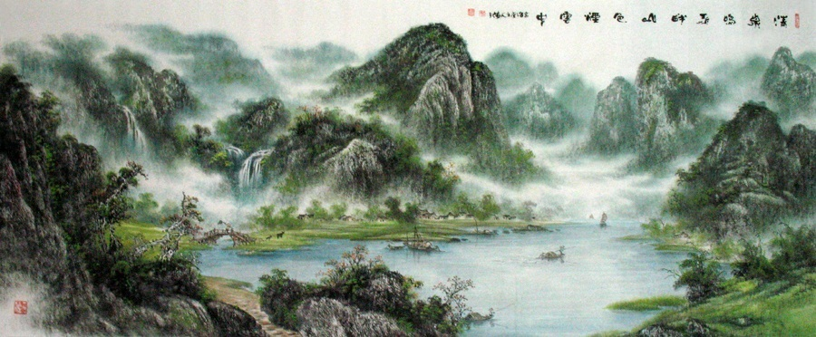 the-mountains-and-waters-painting-series2